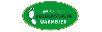 Logo Bequemschuhe