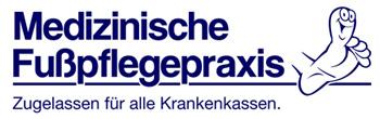 Logo Podologische Fusspflege